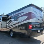 2013 Tiffin Allegro Gas 34TGA Class A Motorhome, Three Slide-Outs full